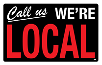 Call Us We'Re Local